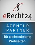 eRecht24 Siegel
